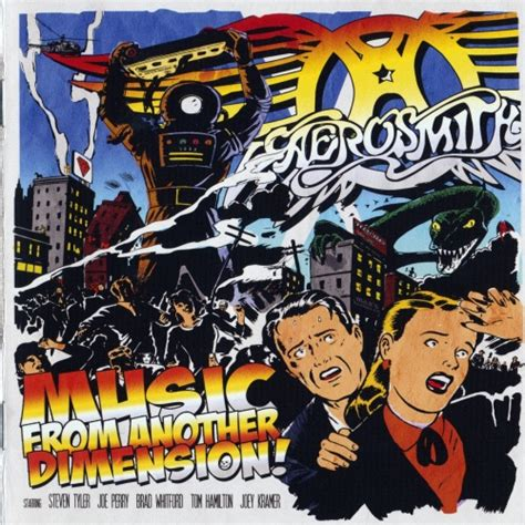 aerosmith 14 something aerosmith from another dimension deluxe edition