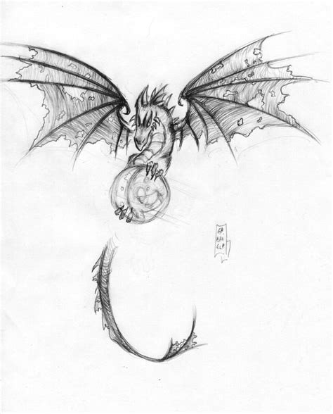 winged dragon tattoo designs with wings spread search
