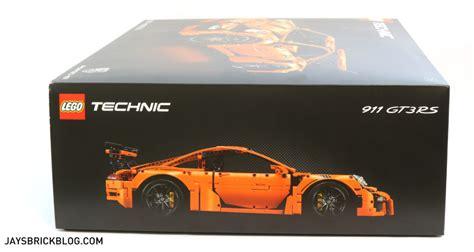 lego porsche box unboxing the lego technic 42056 porsche 911 gt3 rs