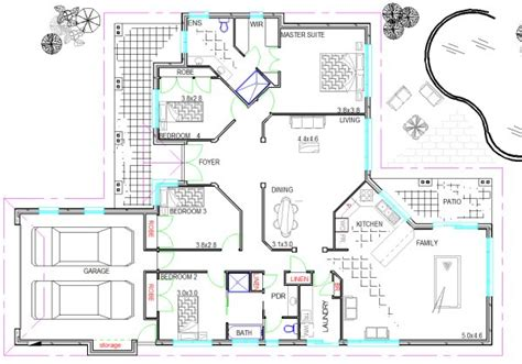 federation style house plans federation style homes floor plans house design plans