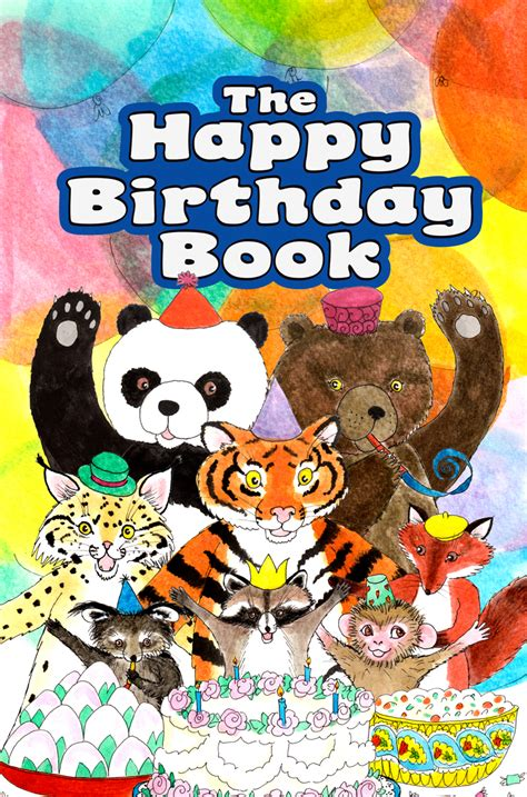 the birthday books the happy birthday book farfaria