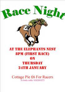 race night the elephants nest inn a traditional devon