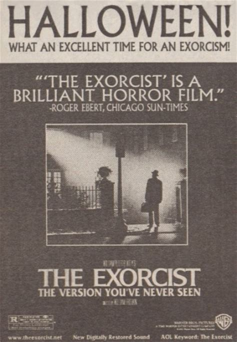 the exorcist 1973 the version you ve never seen theatrical the exorcist 1973