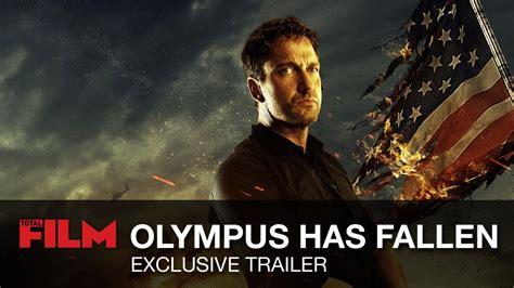 film olympus has fallen youtube olympus has fallen trailer unleash hell youtube