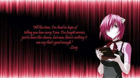 anime recommendation elfen lied anime amino