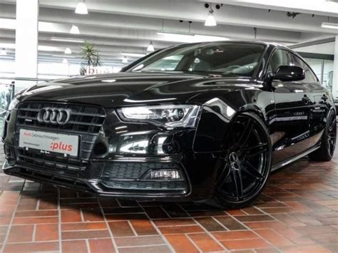 Audi A5 Ausstattung by Audi A5 Sportback S Line Ausstattung