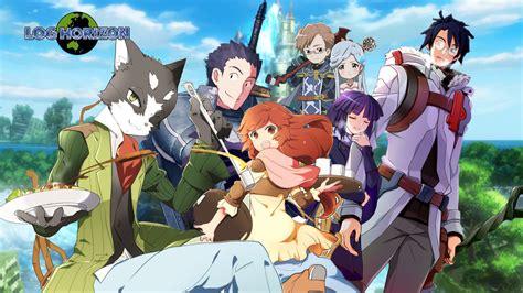 wallpaper anime log horizon log horizon wallpaper by nburr16 on deviantart