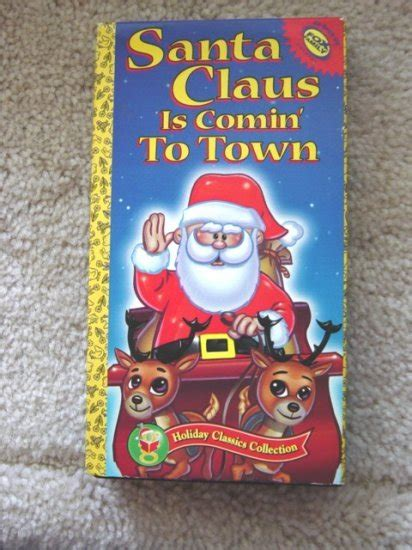 j c comes to town books golden books classics collection santa claus is