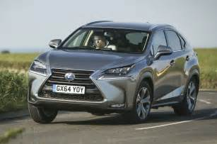 Lexus the lexus nx is the company s alternative to the likes of the bmw x3
