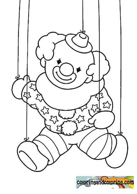 Puppet Coloring Pages free coloring pages of fnaf puppet master