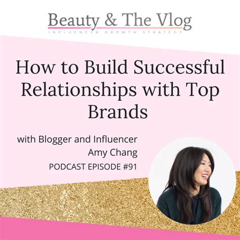 Build Relationships by How To Build Successful Relationships With Top Brands