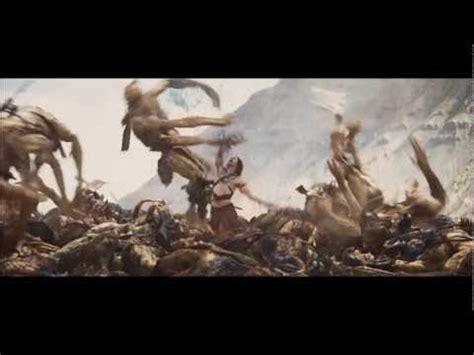 film epic war john carter epic battle scene hd youtube
