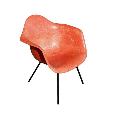 Herman Miller Shell Chair by Midcentury Retro Style Modern Architectural Vintage