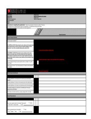 Ctpat - Fill Online, Printable, Fillable, Blank | PDFfiller