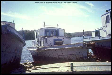 boats net shipping to canada russel brothers ltd steelcraft winch boat and warping tug