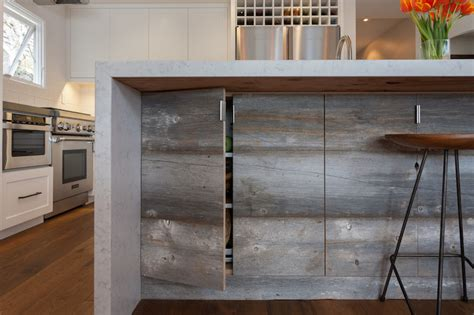concealed cabinets transitional kitchen eric aust