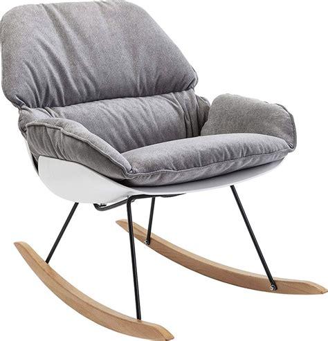 sedie a dondolo moderne 25 modelli di sedie a dondolo moderne in vendita
