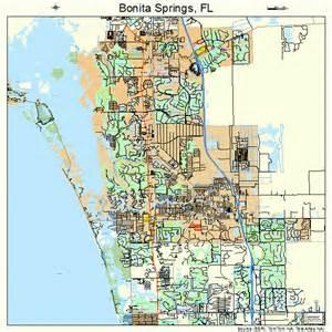 where is bonita springs florida on a map bonita springs florida map 1207525