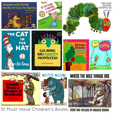 pictures of childrens books top 10 must children s books followitfindit