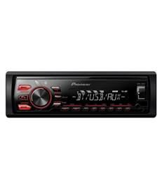 pioneer mvh 289bt fm usb single din bluetooth car stereo