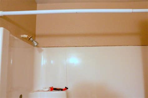 drywall for bathroom shower space between drywall and bathroom shower enclosure how