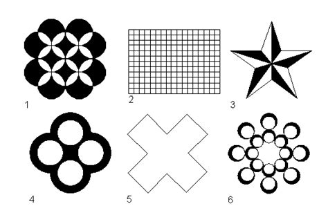 unit cell pattern exploring unit cells to create patterns