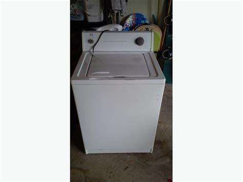 used washing machine used roper washing machine outside nanaimo parksville qualicum mobile
