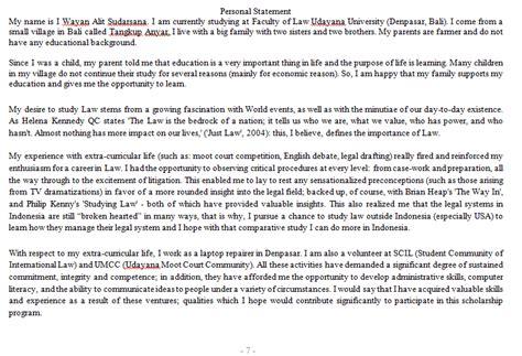 contoh personal biography contoh essay personal statement untuk para pencari