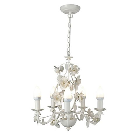 Homebase Chandelier Rosie 5 Arm Chandelier