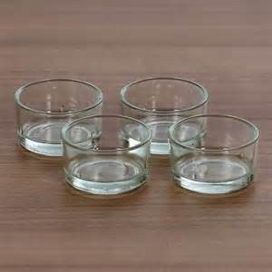Height Dining Room Table - tealight holder cups 40mm glass tea light for standard candles ebay