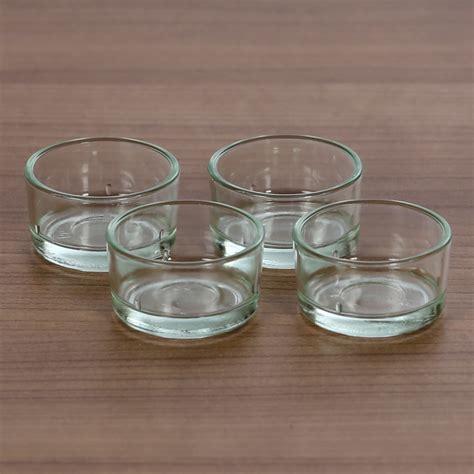 teelichthalter teelichtgl 228 ser 40mm teelicht glas t 252 lle - Glas Teelichthalter