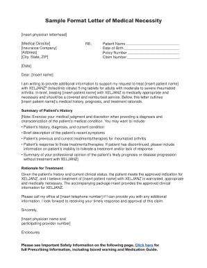 Patient Estimate Letter Brochure Templates Forms Fillable Printable Sles For Pdf Word Pdffiller