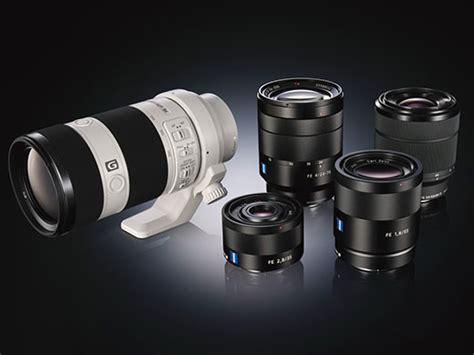 Lensa Sony Dslr daftar harga lensa dslr sony terbaru dan terlengkap 2016