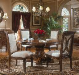 Traditional Dining Table Sets Villagio Hazelnut 5 Pc Dining Set Traditional Dining Table Sets Other Metro By Dining