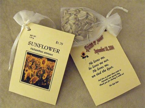 best 25 sunflower wedding favors ideas on sunflower seed wedding favors bigs