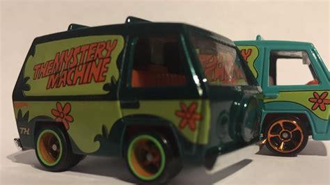 Hotwheels B Machine wheels treasure hunt mystery machine review