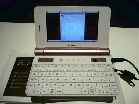 Komputer Sharp sharp pc z1 mid mobile venue