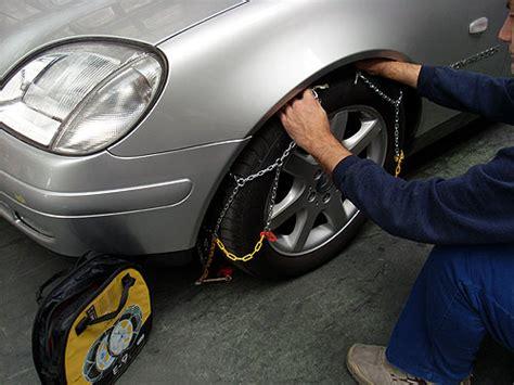 colocar cadenas auto montaje de cadenas para nieve autos y motos taringa