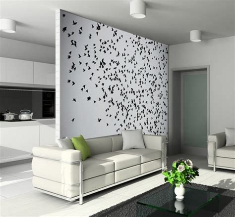 Home Decorating Ideas Living Room Walls | wall decoration ideas natural interior design