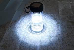 water bottle solar light lightcup solar powered led water bottle reading l