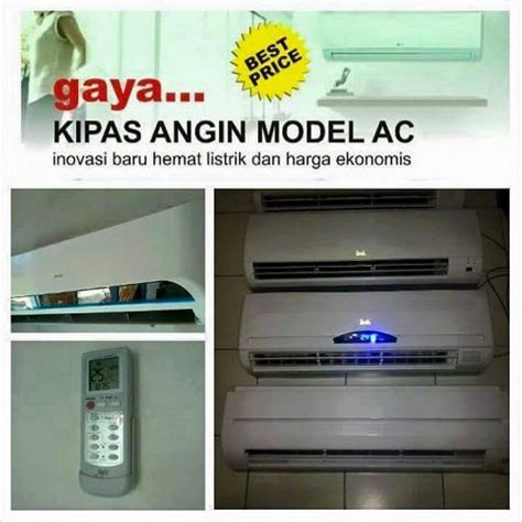 kipas angin model ac 1 5 pk elevenia