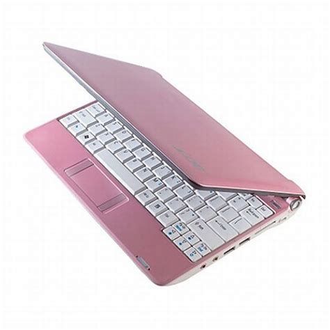 Notebook Acer Aspire One Pink image gallery pink netbook