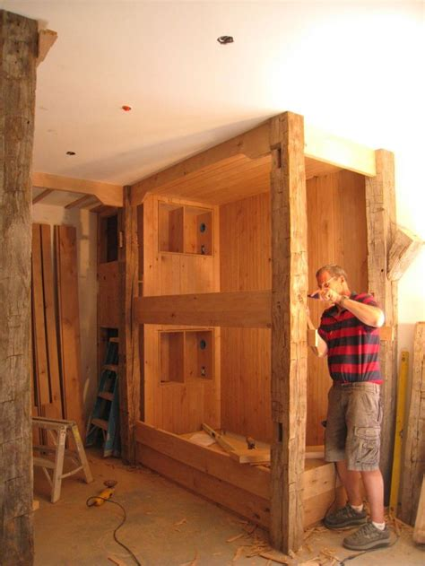 Built In Bunk Beds Plans Built In Bunk Beds Plans Woodworking Projects Plans
