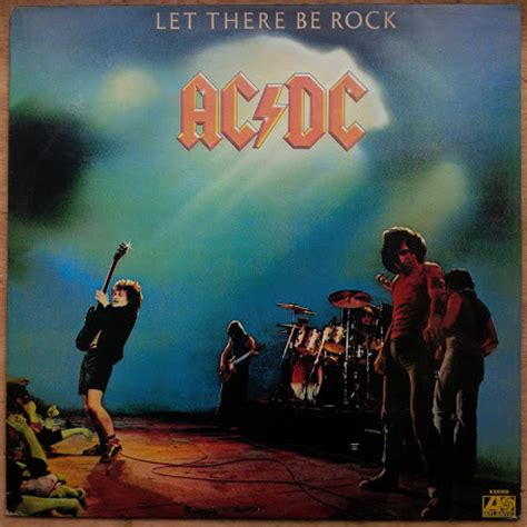 Acdc Let There Be Rock sedona antiques