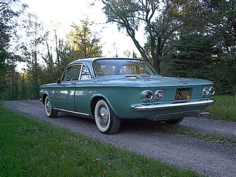 1961 Chevrolet Corvair 1961 Corvair Monza Flickr Photo
