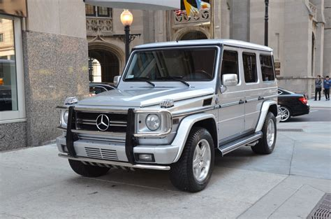 2005 Mercedes G55 Amg by 2005 Mercedes G Class G55 Amg Stock Gc1841ab For
