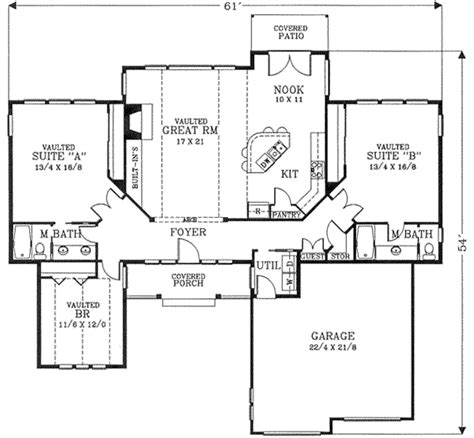 house plans with 2 master suites house plans with 2 master suites quotes