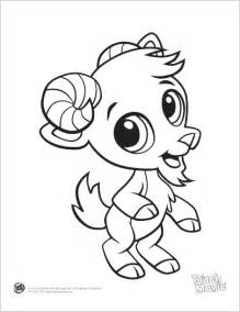 76 cute animal coloring pages bestofcoloring