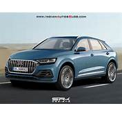 Audi Q8 Rendered In Production Guise To Launch 2018