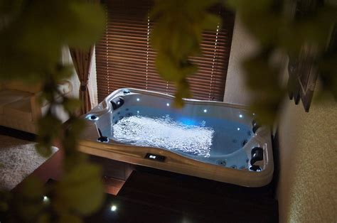 Chambre Jacuzzi Privatif Provence